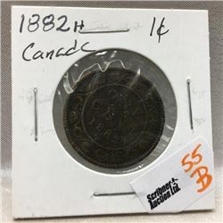 Canada Large Cent (CHOICE of 7)