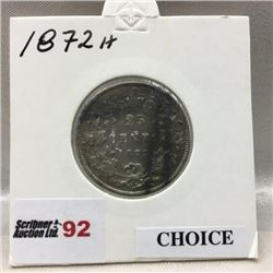 Canada Twenty Five Cent (CHOICE of 7)