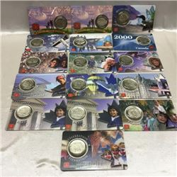 RCM Collector Cards / Coins