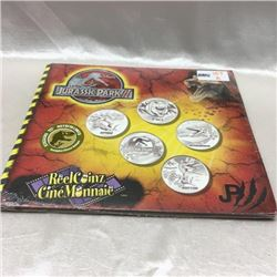 Real Coinz Collectibles (CHOICE of 6 Sets)