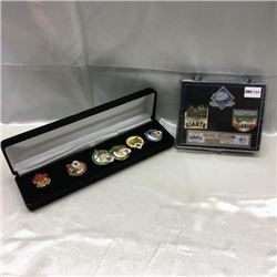 Pin Collection (2 Sets)