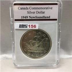 Canada Commemorative Silver Dollar