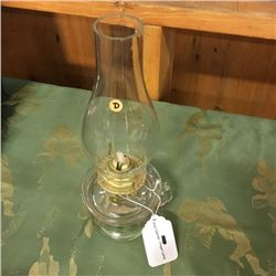 LOT23D: Coal Oil Finger Lamps (CHOICE of 5)