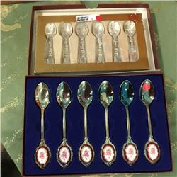 LOT24: Decorative Spoons
