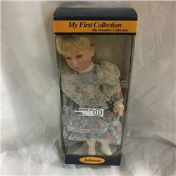 LOT25: Porcelain Dolls (CHOICE of 11)