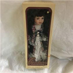 LOT25A: Porcelain Dolls (CHOICE of 11)