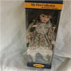 LOT25E: Porcelain Dolls (CHOICE of 11)