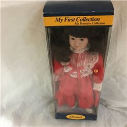 LOT25F: Porcelain Dolls (CHOICE of 11)