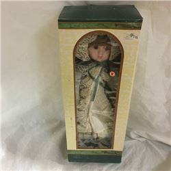LOT25J: Porcelain Dolls (CHOICE of 11)