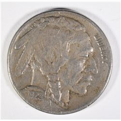1923-S BUFFALO NICKEL, VF  NICE