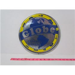 Universal Globe Gasoline Sign