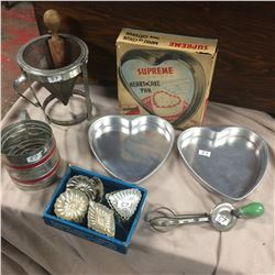 Lot Of Kitchen Collectibles
