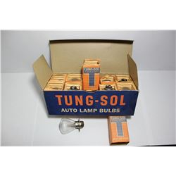 Tung -sol auto lamp bulbs (10) in the box