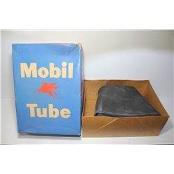 Mobil tube (1) in the box (made by makers of Mobilgas and Mobiloil USA)