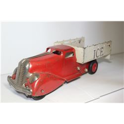 Made in the USA, Red Ice truck