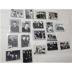 18 Beatles Cards original