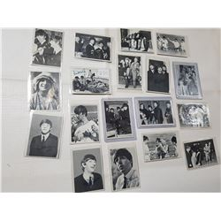 Lot #2 18- Beatles Cards Original