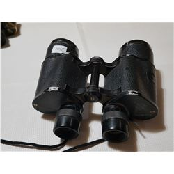 German WW2 Binoculars