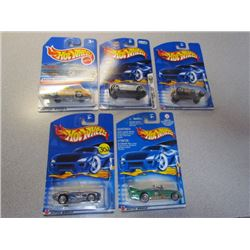 Hot Wheels Lot #3