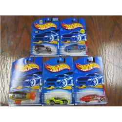 Hot Wheels Lot #4