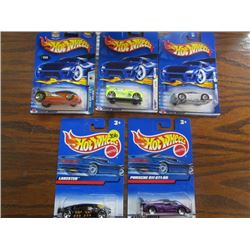 Hot Wheels Lot #7