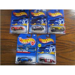 Hot Wheels Lot #8