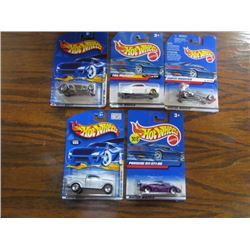 Hot Wheels Lot #9