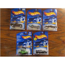 Hot Wheels Lot #10