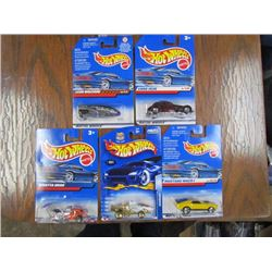 Hot Wheels Lot # 12