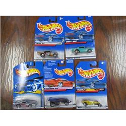Hot Wheels Lot # 13