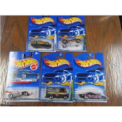 Hot Wheels Lot #17