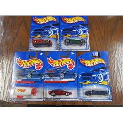 Hot Wheels Lot # 18