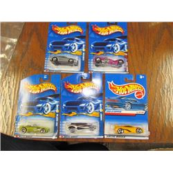 Hot Wheels Lot # 19