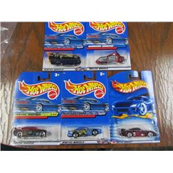 Hot Wheels Lot # 21