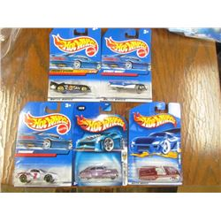 Hot Wheels Lot # 23