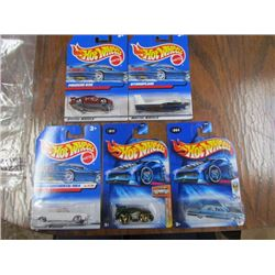 Hot Wheels Lot # 28