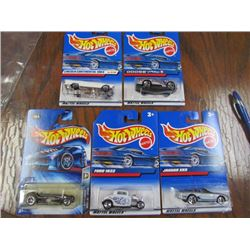 Hot Wheels Lot # 32