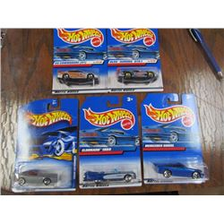 Hot Wheels Lot # 36