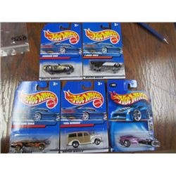 Hot Wheels Lot # 37