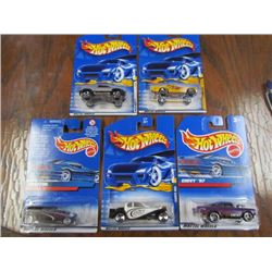 Hot Wheels Lot # 41
