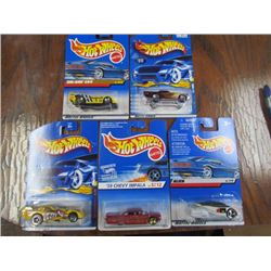 Hot Wheels Lot #42