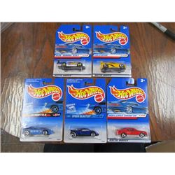 Hot Wheels Lot #44