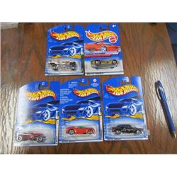 Hot Wheels Lot # 46