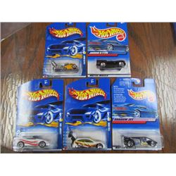 Hot Wheels Lot # 48