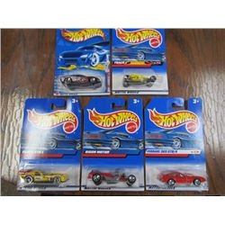Hot Wheels Lot # 50