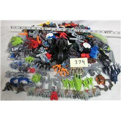 Assortment 100% Genuine Lego Bionicle