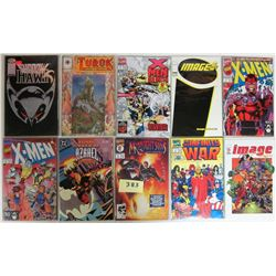 Lot 10 #1 Assorted Collector Comics