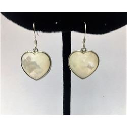 .925 Sterling Silver Earring 2.30g
