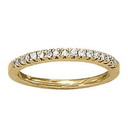 14kt gold 2.28 gram Wedding Bands/Prong Set