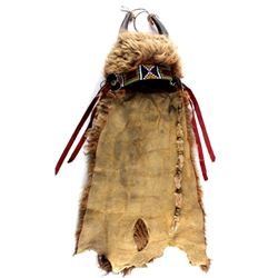 Northern Cheyenne Buffalo Horn Headdress c. 1880